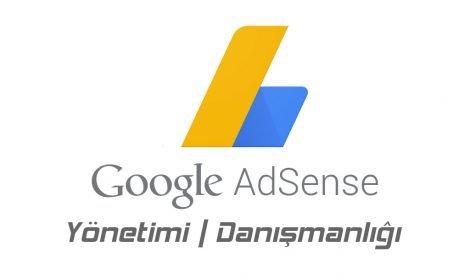 Google Adsense Yönetimi, Danışmanlığı