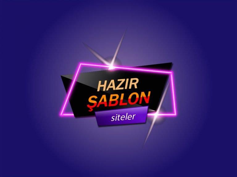 Hazır Şablon Site, Zek Medya, ahmetkas.com.tr