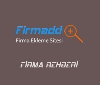 Firmadd.com | Firma Rehberi Sitesi