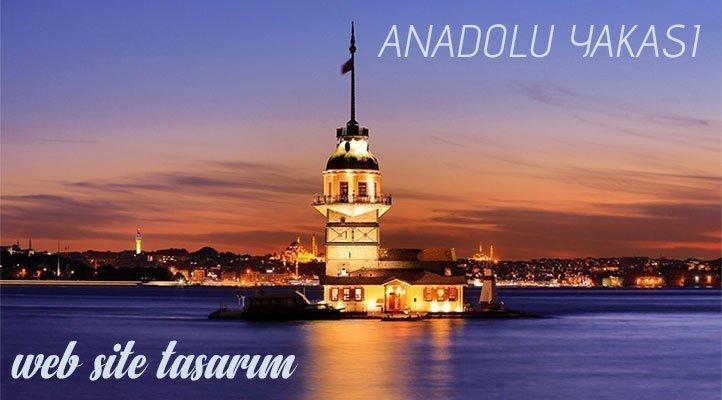 İstanbul Anadolu yakası web site tasarım firması